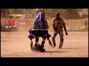 Танцуют все А когда на море качка Прикольный танец папуаса Танцуют все