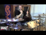Dave Lombardo's drum grooves - Slayer, Testament, Grip Inc.
