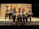 GLEE - Born This Way (Full Performance) HD
