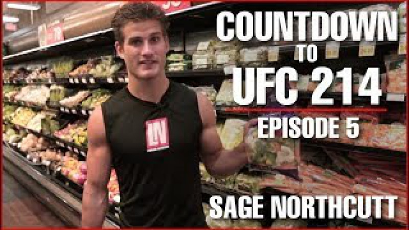 UFC 214 - Upper Body Workout and Nutrition with Sage Northcutt