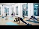 Урок по стретчингу