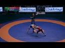 65 kg - Frank Aniello MOLINARO (USA) vs Meisam Abolfazl NASIRI (IRI)