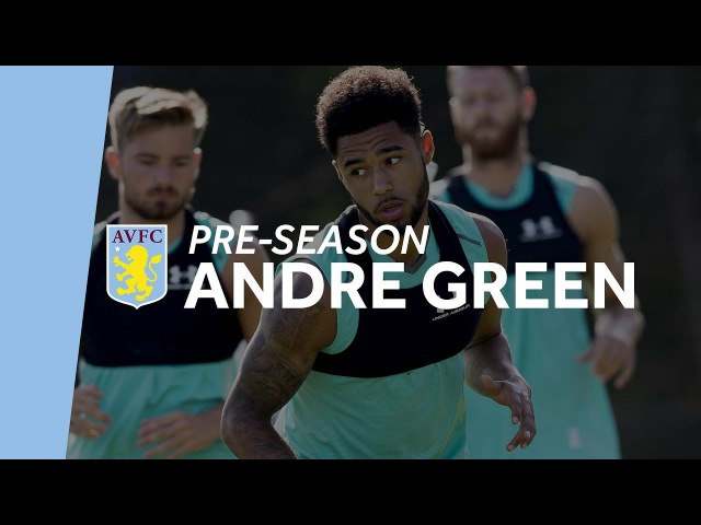 Day in the Life: Andre Green