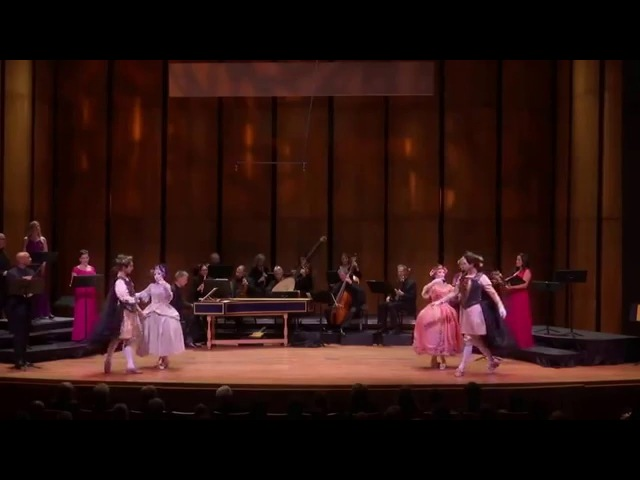 ALH Presents HOMAGE TO THE SUN KING - Les Arts Florissants