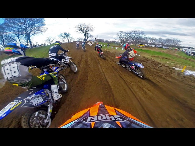 2 Strokes at JS7 Freestone ft. Challen Tennant - Dirt Bike Addicts