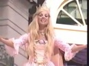 Barbie as The Princess and The Pauper at the 2004 Macy's Thanksgiving Day Parade