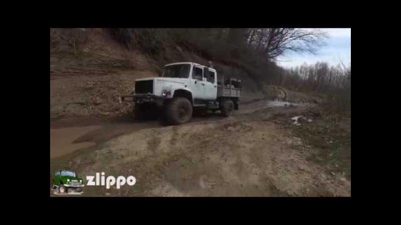 Поездка на плато Бамбаки 1 мая 2017 [Егерь 4х4]