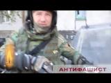 Вечная память герою Новороссии Арсению Павлову - Мотороле