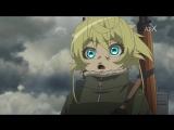 Youjo Senki  Военная Хроника Маленькой Девочки - 2 серия Озвучка Mamoru, Berial, Pandora &amp Abe (SHIZA MVO)