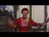 Вырезка из передачи Играй гармонь от 21.01.2017 г. - выступление семейного ансамбля Заборских