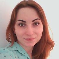 Анкета Алина Александрова