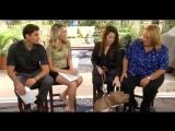 Холли Мари Комбз на интервью для We Are Austin (26 августа 2016)