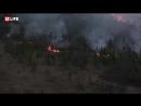 В Иркутской области серьезные пожары.