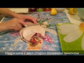 2 рецепта камбалы в духовке!