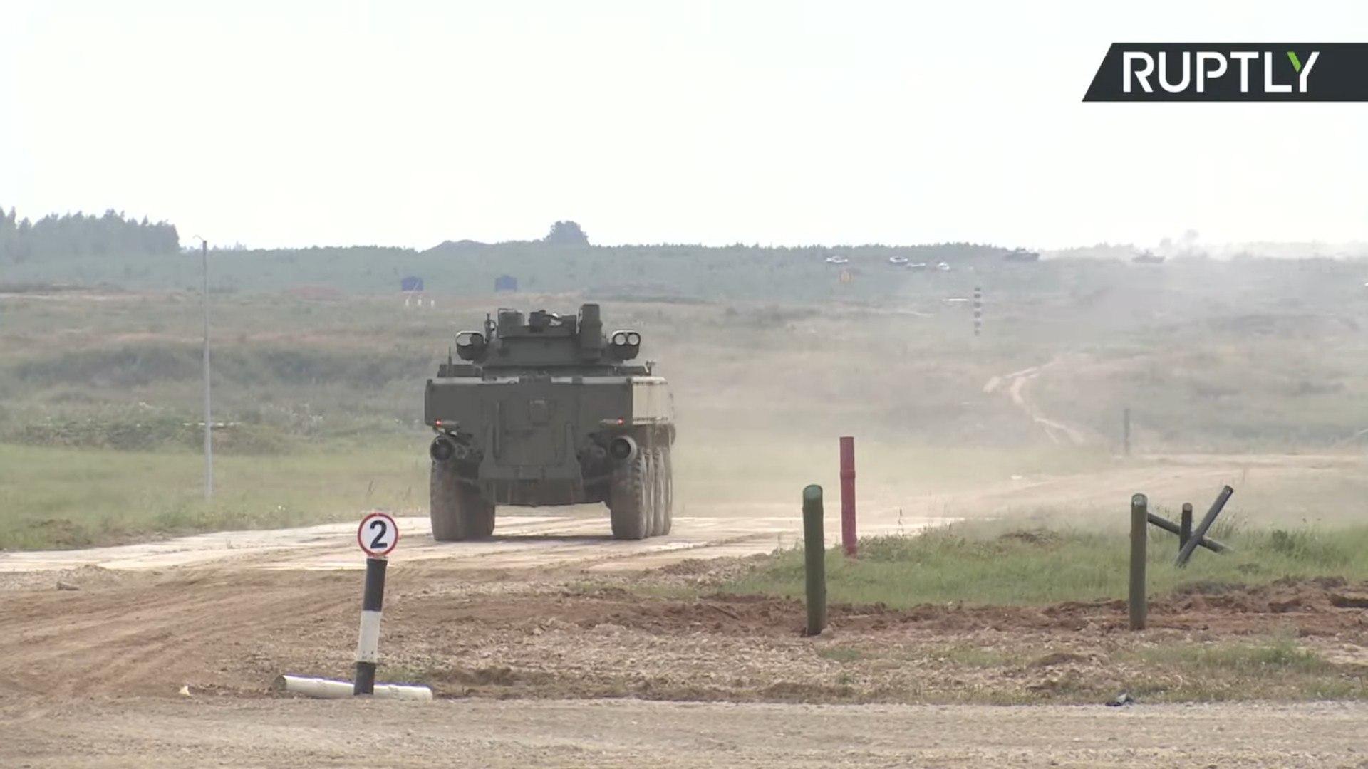 Armija-Nemzetközi haditechnikai fórum és kiállítás - Page 2 Pk5HTW5JTmk