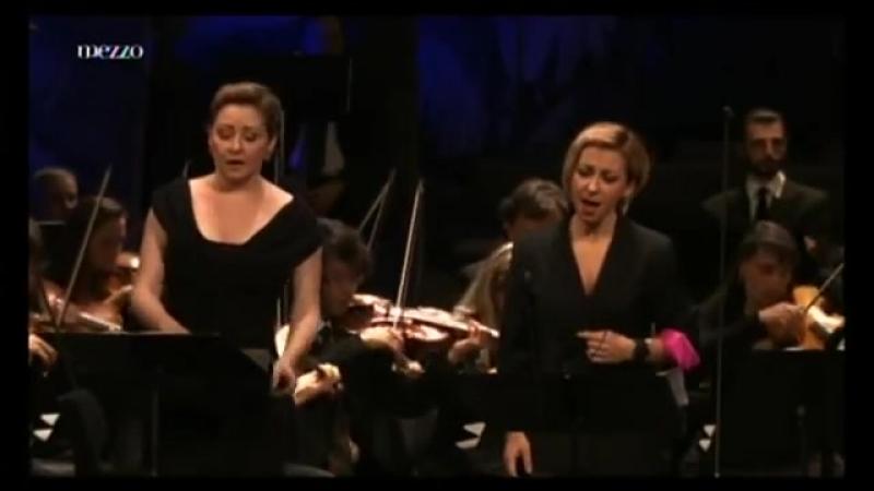 Mezzo - Baroque Celebration - Haim Jaroussky Petibon Le Concert d Astree Theatre des Champs-Elysees