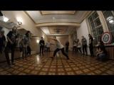 Hip-Hop группа Александра Соколова  Зачёт за декабрь -Екатерина Левина-