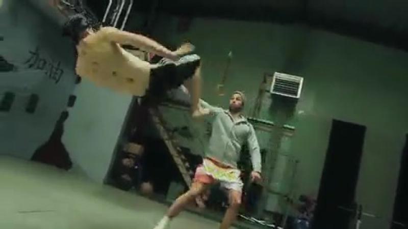 Красота Тайского бокса (Муай Тай)