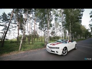 Свадебный Кабриолет Chevrolet Camaro RS