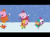 Peppa Pig Christmas Episodes English Compilation Peppa Pig Cartoon Non Stop - YouTube 360p