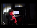 Этюд Стефана Геллера в исполнении пианистки ИА ''Кумпарсита'' Т. Малекиной на концерте 12.02.2017г.