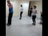 Пока деточки занимаются , мамочки не теряют времени , танцуют с Антоном Заграем ZUMBA. .набор в группу вторник и пятница  16.30