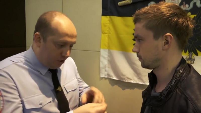 Полицейский с Рублёвки (Без Цензуры) Правда о спиннерах