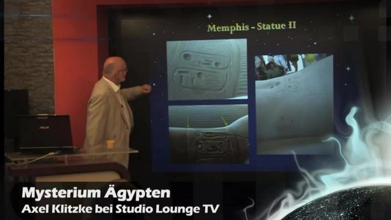 Schon gewusst Ramses II. war ein Kunsträuber!