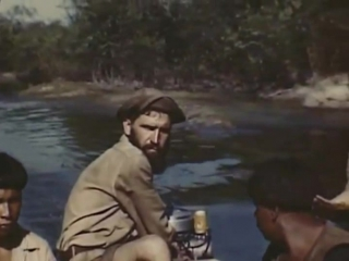 Expedition to rainforests of Brazil in 1948, Xingu indians