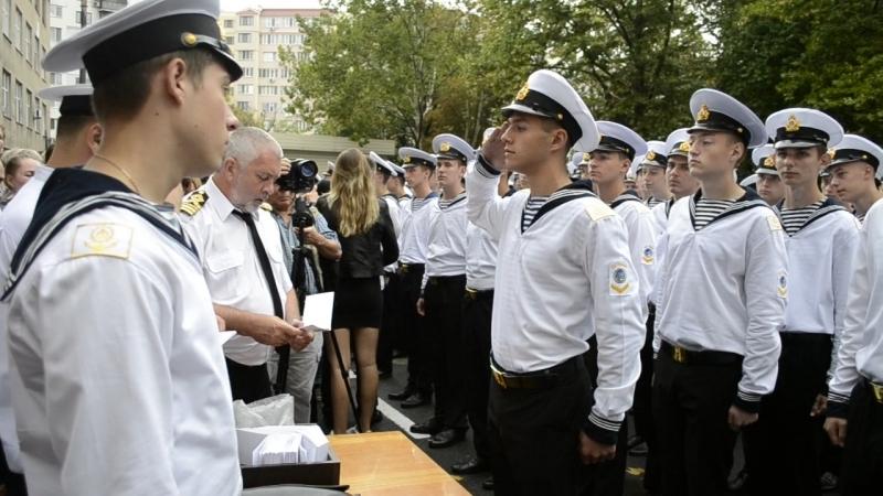 Посвящение в курсанты НУ ОМА 2017 (3)