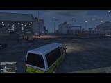GTA 5 Полёт Навигаторов (Смешные моменты)