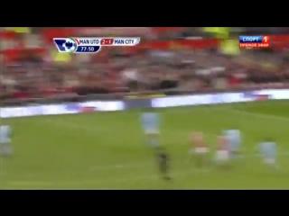 Самый лучший гол Уэйн Руни - 2-е место в 2011 г после Неймара Манчестер Юнайтед
