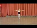 Вариация Китри из балета Дон Кихот. Алиса Бухарева
