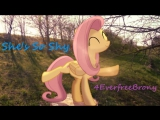 4everfreebrony - Shes So Shy (Tal Bachman ponified)