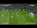 Пopтyгaлuя - Чuлu 0-0 (0-3 по пенальти) Обзор матча
