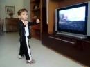 «Garotinho dança Michael Jackson» LOL MJJ 777 KING