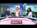 Conchita Wurst im Talk auf Oe24 TV (31.05.2017)