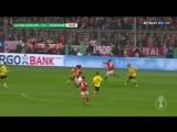 Bayern Munich 2-3 Borussia Dortmund (DFB POKAL)