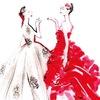 Мода. Дизайн одежды. Курсы по дизайну одежды.