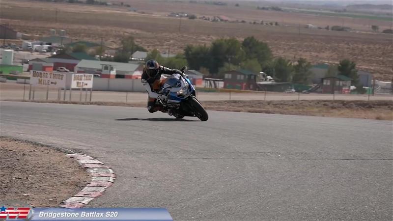 Sport Motorcycle Tire Shootout Part 2 A-Group - MotoUSA