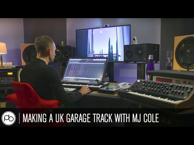 Style Guide UK Garage   Part 2 - Making A Track on the Fly with MJ Cole