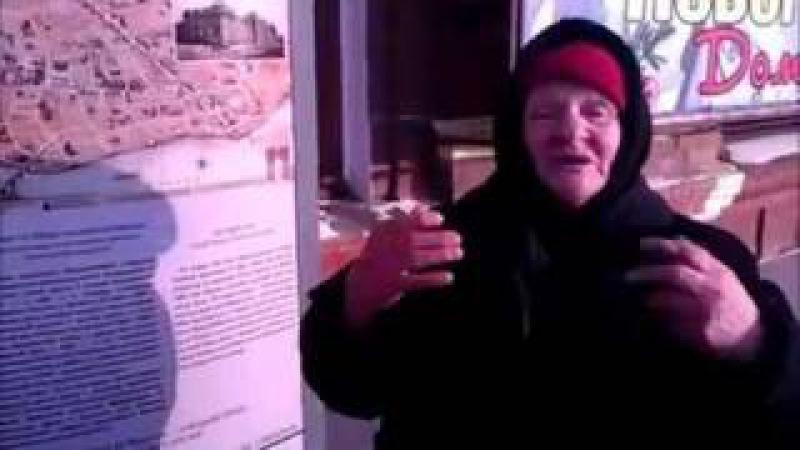 Володя ты бессовестный баба Валя о Путине