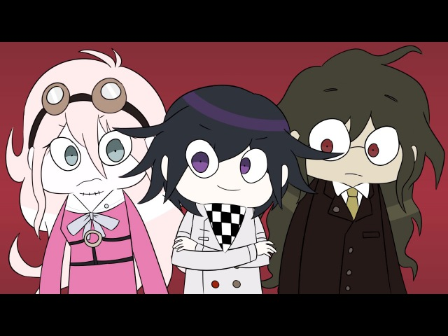 (DRV3 SPOILERS) Wonderland Kokichi Ouma (Animation Meme)