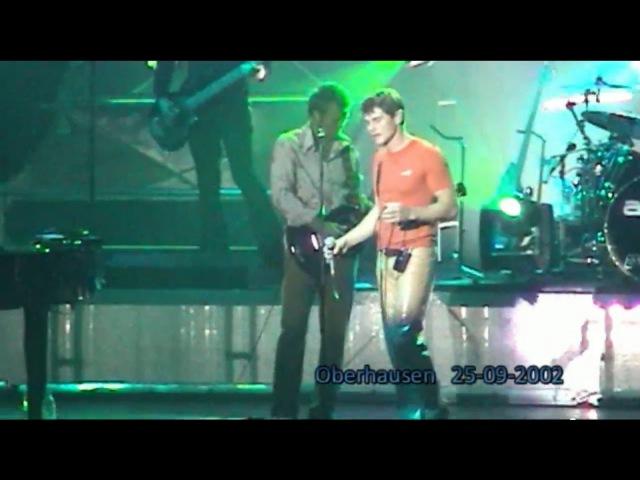 A-ha live - Scoundrel Days (HD) - Oberhausen - 25-09 2002