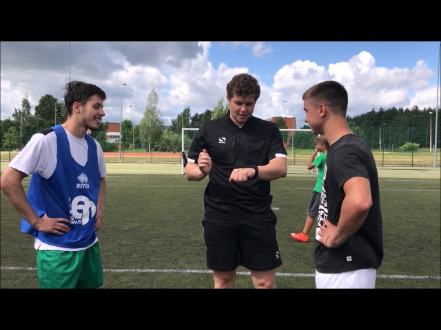 Esi Pirmais 5. posms - August FOOTBALL