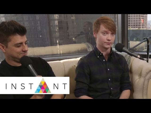 'Austin Ally' Star Calum Worthy Must Decide: Drag Queen Or DJ? | Instant Exclusive | INSTANT