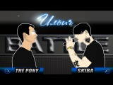 Ильич Battle / 3 выпуск / The Pony и SKIBA