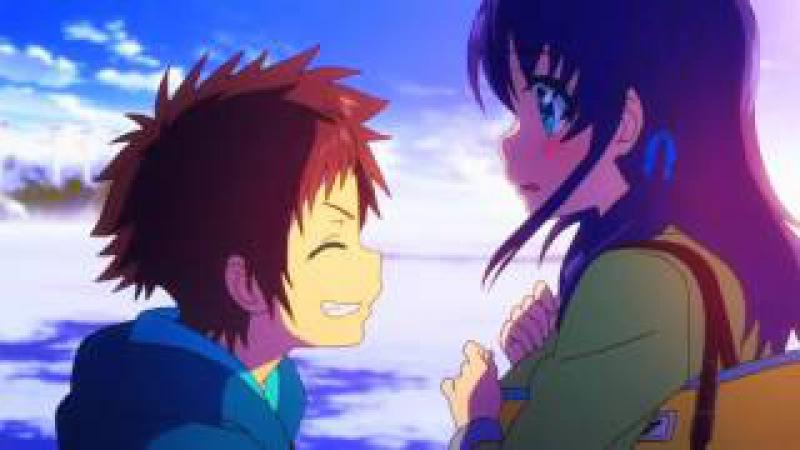 Когда успокоится море Хикари и Чисаки Любишь ты одного, но любит он не тебя