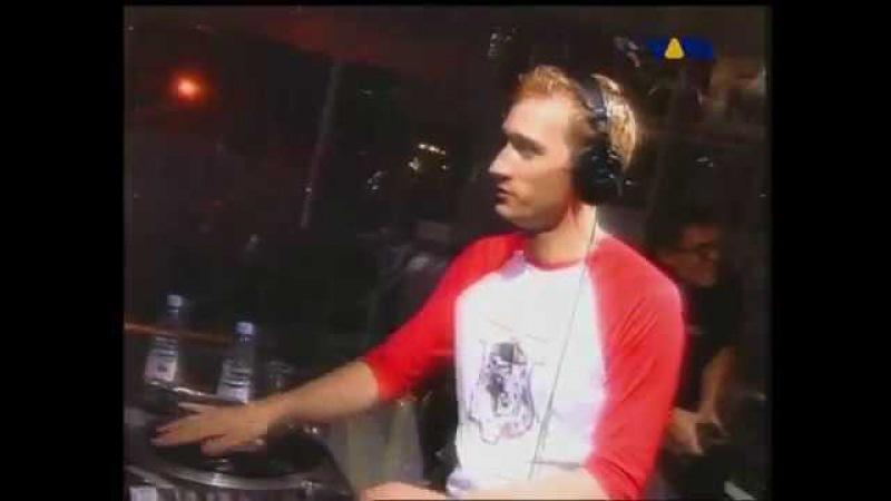 Paul van Dyk - LIVE @ Love Parade 2002 Access Peace [Berlin 13.07.2002]