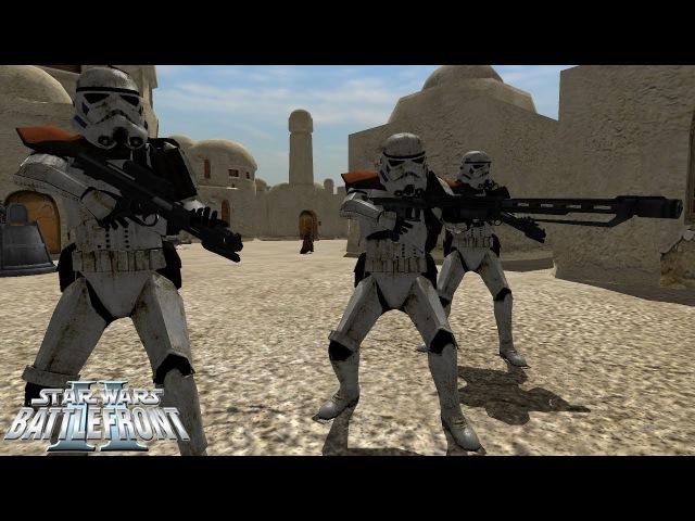 Star Wars Battlefront 2 Mod | GCW-1035 | Mos Eisley » Freewka.com - Смотреть онлайн в хорощем качестве